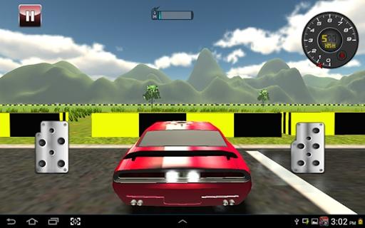 真正的汽车赛:极品飞车3D截图4
