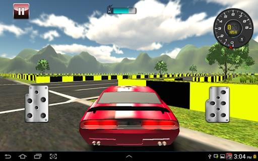 真正的汽车赛:极品飞车3D截图5