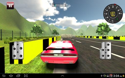真正的汽车赛:极品飞车3D截图8
