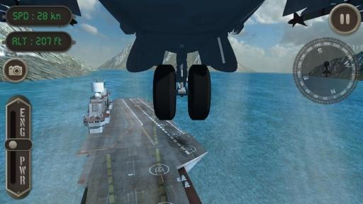 海鹞飞行模拟器截图1