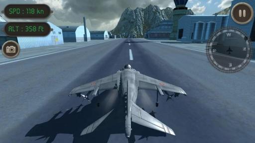 海鹞飞行模拟器截图2
