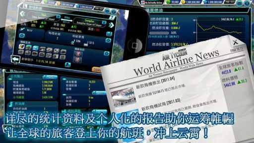 航空大亨Online截图3