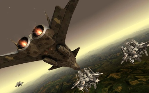 霹雳空战X截图4