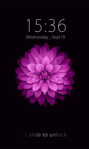 iPhone 6 动态锁屏壁纸截图0