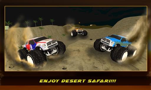 4×4越野沙漠卡车特技截图8