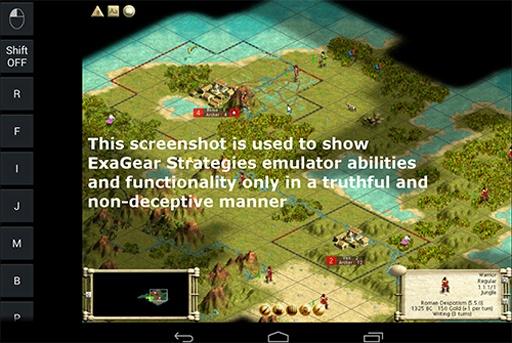 PC策略游戏模拟器截图1