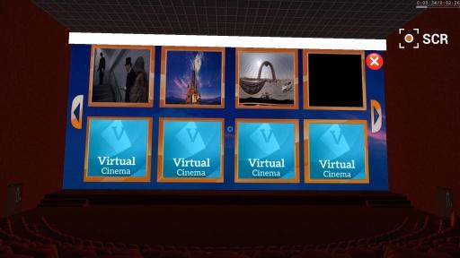 虚拟影院截图4
