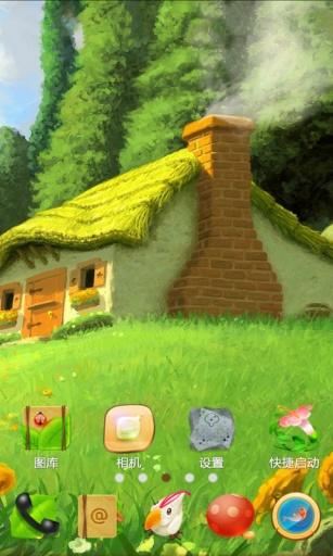 林中小屋-寶軟3D主題