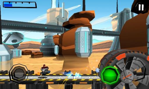 机器人奔袭高清版截图4