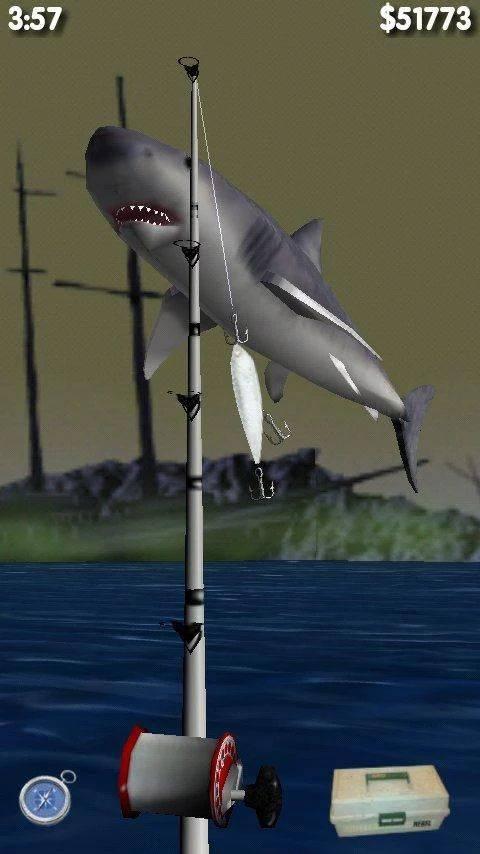 钓大鱼截图2