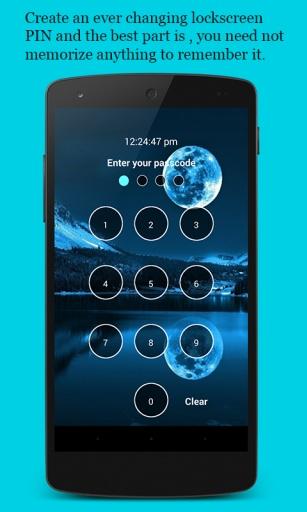 Smart Phone Lock - Lock screen截图1