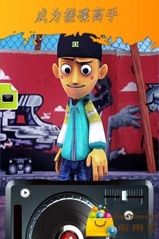 【免費遊戲App】会说话的饶舌歌手-APP點子