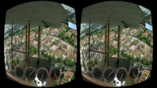 虚拟现实游戏截图2
