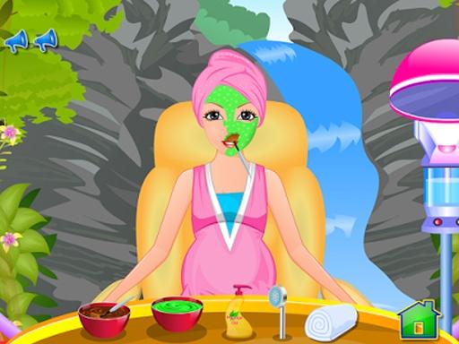 温泉出生女孩的游戏截图0