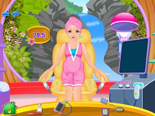 温泉出生女孩的游戏截图5