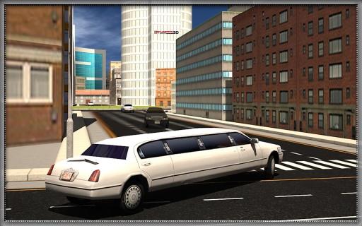 市豪华轿车轿车司机辛3D截图6
