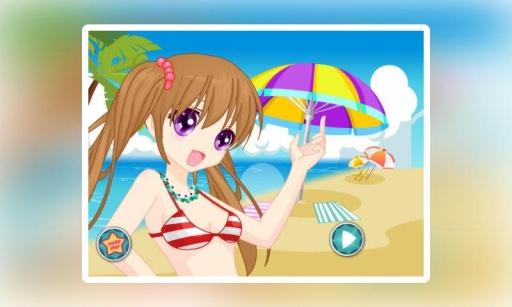 陽光女孩沙灘裝扮截图0
