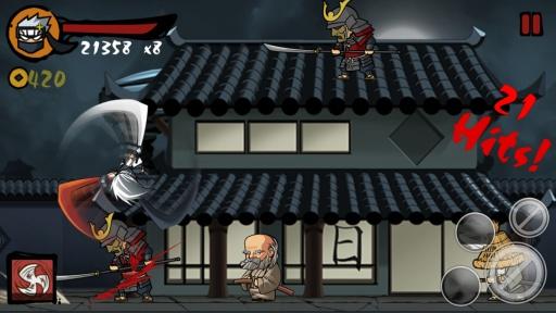 复仇忍者截图2