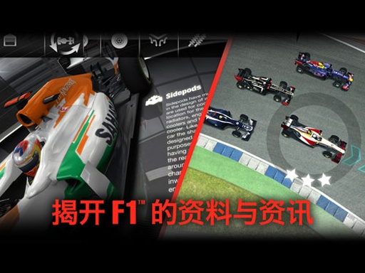 F1挑战赛截图3
