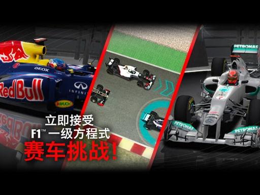 F1挑战赛截图4