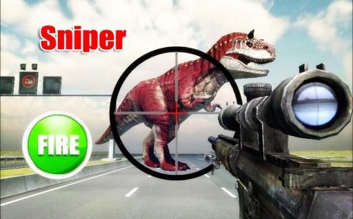 3D恐龙模拟免费截图2