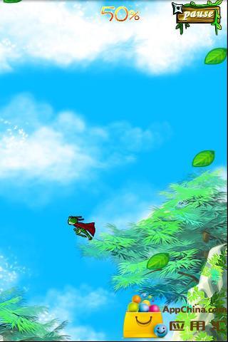 飞天忍者蛙截图1