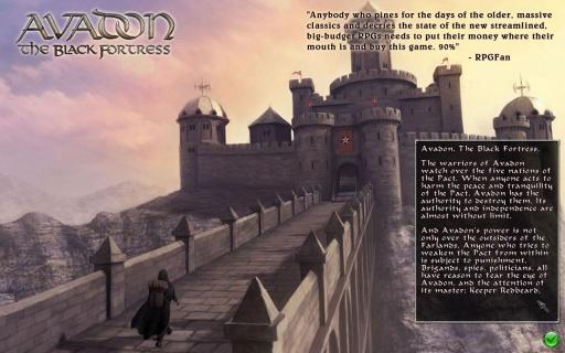 阿瓦登:黑暗城堡截图1