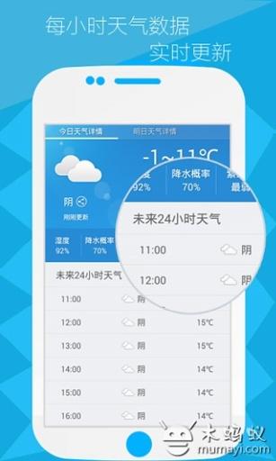 桌面天气插件截图3