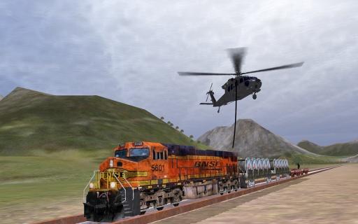 直升机模拟:Helicopter截图2