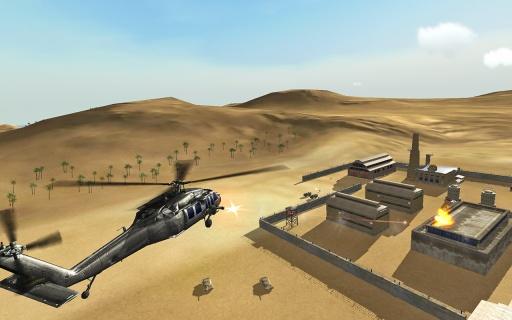 直升机模拟:Helicopter截图3