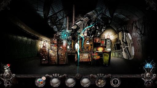 蒸汽朋克世界大冒险截图1