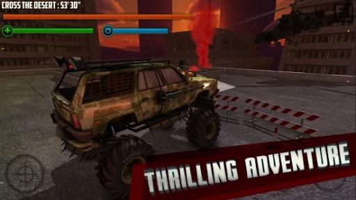 3D战争卡车