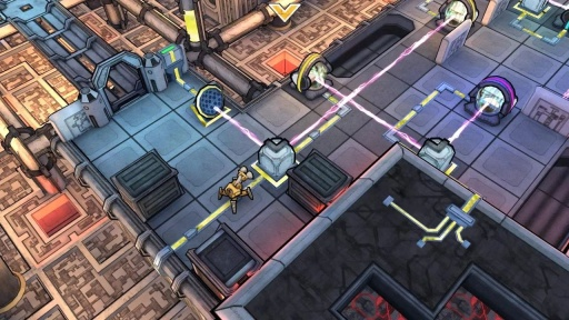 机器人克拉克 完整版截图1