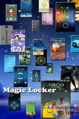 免費工具App|相框 魔力锁屏|阿達玩APP