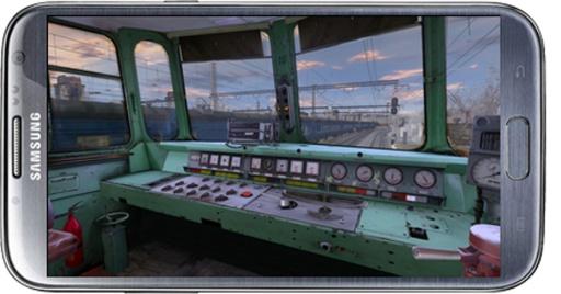列车模拟驾驶