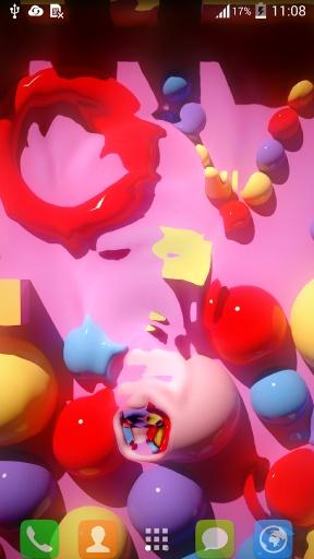 糖果动态壁纸截图0
