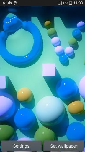 糖果动态壁纸截图3