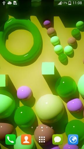 糖果动态壁纸截图4