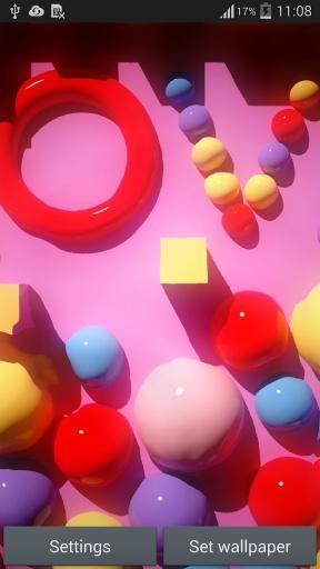 糖果动态壁纸截图5