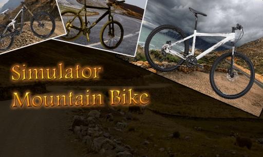 模拟器山地自行车截图0