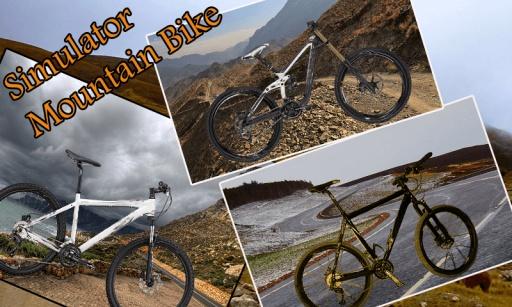 模拟器山地自行车截图2