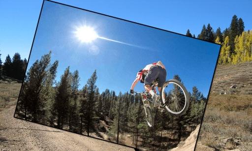 模拟器山地自行车截图3