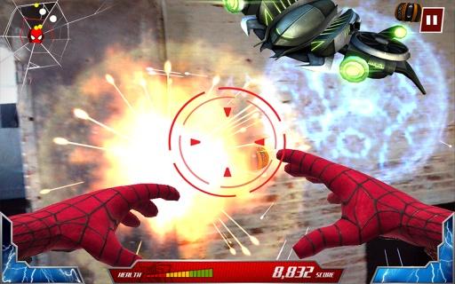 Kellogg's Amazing Spider-Man 2截图2