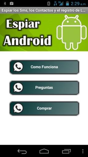 Espiar Android todo en uno