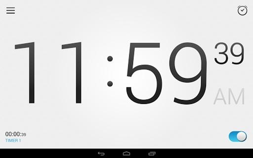 Alarm Clock截图3