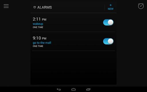 Alarm Clock截图5