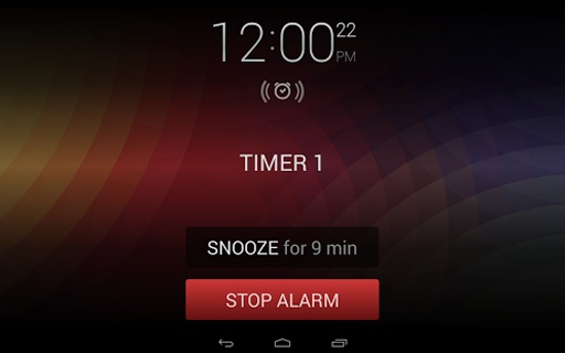 Alarm Clock截图7