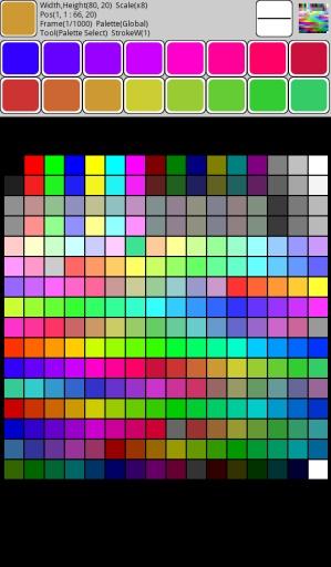 Pixel art Painter Free截图1