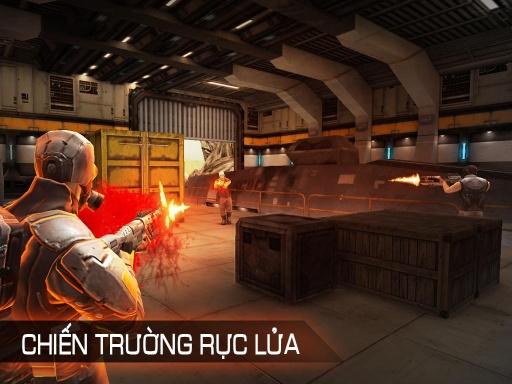 Chien Binh CS截图1