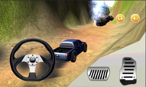 爬坡赛车:越野吉普车截图1